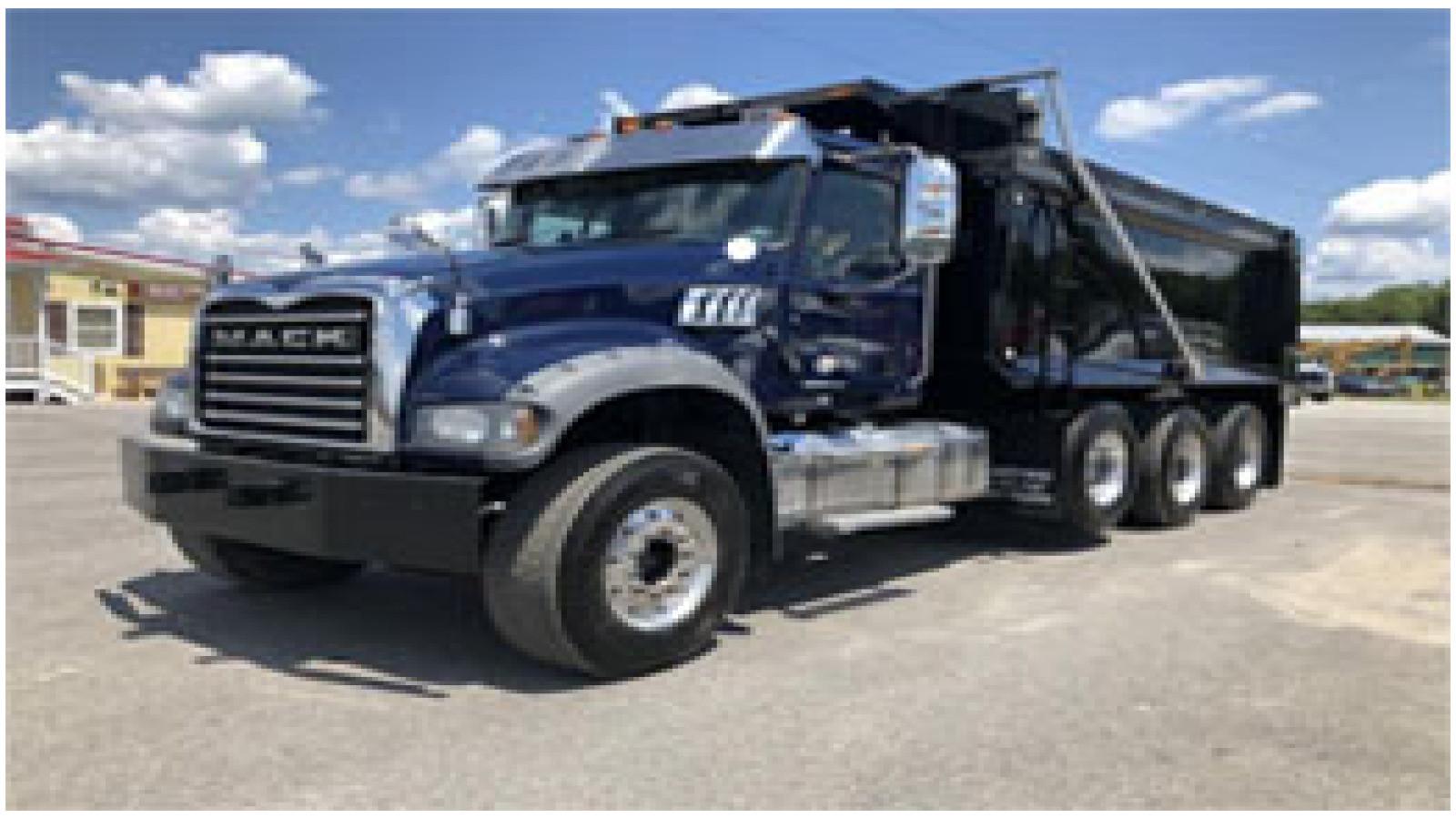 Logo for Brandywine Trucks & Equipment