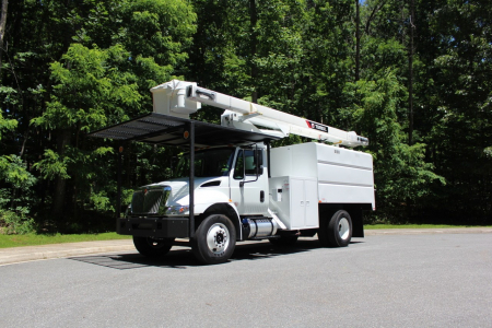 2020 INTERNATIONAL DURASTAR 4300 Boom, Bucket, Crane Trucks Truck