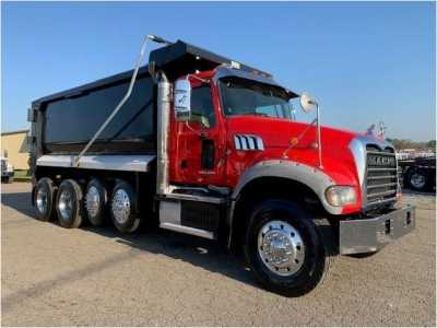 2016 MACK GRANITE GU713 Dump Trucks Truck
