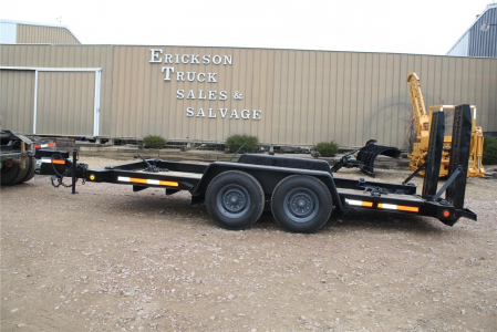 1985 DITCH WITCH TRAILER