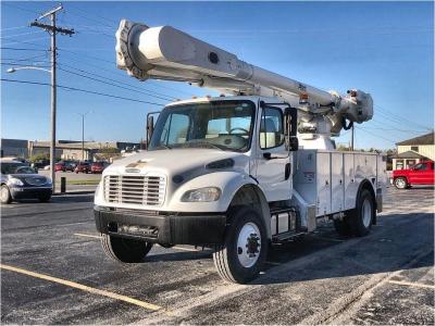2014 ALTEC AM55 Boom, Bucket, Crane Trucks Truck
