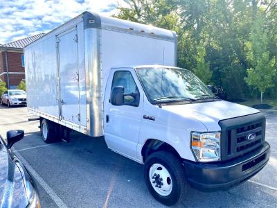 2019 FORD E450 Box Trucks, Cargo Vans Truck
