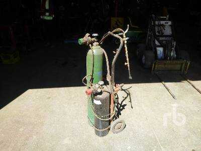 View OXY-ACETYLENE TORCH - Listing #15175390