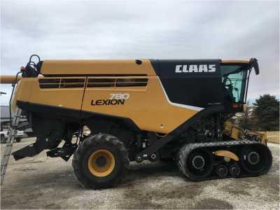 View 2013 CLAAS LEXION 780TT - Listing #15427089