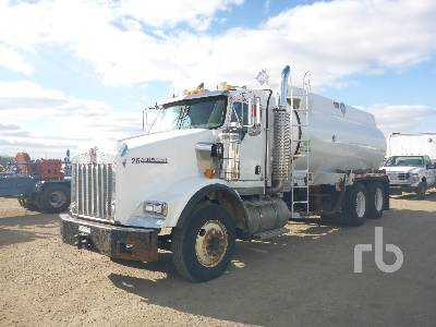 View 2007 KENWORTH 15944 LITRE - Listing #16078022