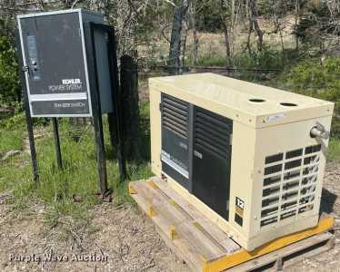 View KOHLER POWER SYSTEMS 12RZ - Listing #16097727