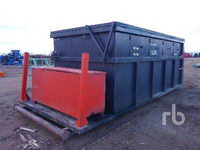 View SKID MTD COMBO GARBAGE BIN - Listing #16097934