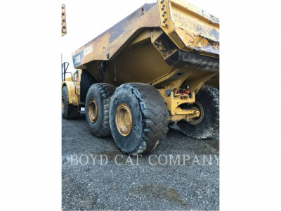 View 2013 CATERPILLAR 740B - Listing #176613