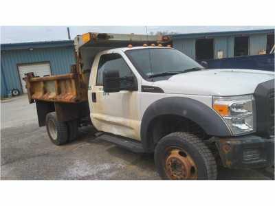 2012 FORD F 550 XL Pickup Trucks Truck