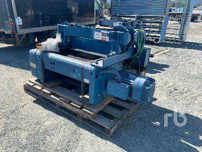View 2005 DEMAG 5 TON - Listing #17871542