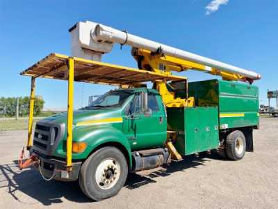 View 2011 FORD F750 SD - Listing #17958804