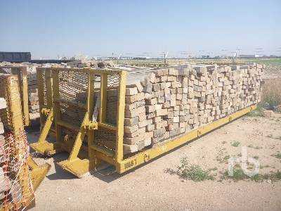 View 20 FT FLATBED ROLLOFF SKID - Listing #18134256
