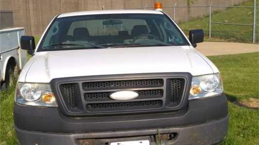 2007 FORD F150 Pickup Trucks Truck