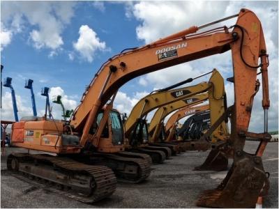 2008 DOOSAN DX300 LC Excavators