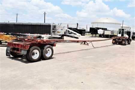 """View 1998 CUSTOM BUILT 38'6"""" TO 70'8"""" STEERABLE P - Listing #18667305"""