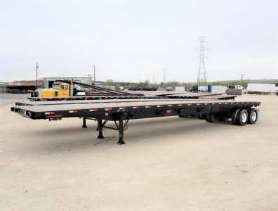 """View 2017 DORSEY 48' X 102"""" STEEL FLATBED - Listing #18671953"""