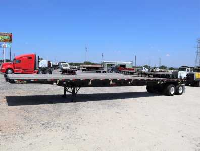 """View 2017 DORSEY 48' X 102"""" STEEL FLATBED - Listing #18675284"""