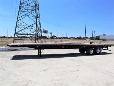 """View 2017 DORSEY 48' X 102"""" STEEL FLATBED - Listing #18675331"""