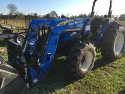 View 2000 NEW HOLLAND TN60A - Listing #18721815