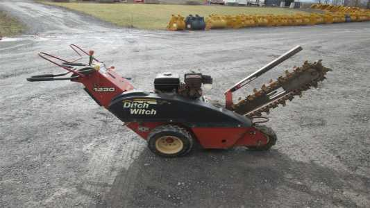 View N/A DITCH WITCH 1230H - Listing #18726839