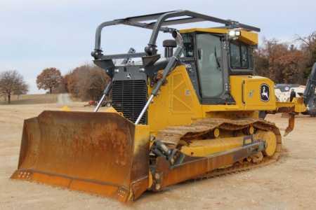 2020 JOHN DEERE 850L-XLT Dozers, Crawler Tractors