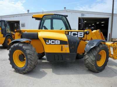View 2011 JCB 536-60 AGRI PLUS - Listing #18750778