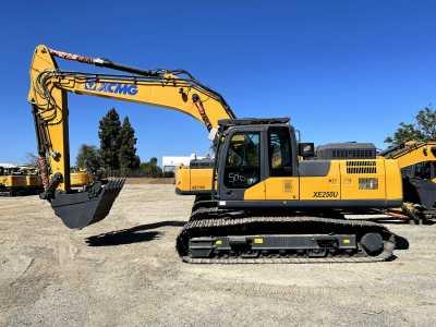 2020 XCMG XE250U Excavators