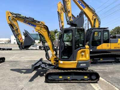 2021 XCMG XE55U Excavators