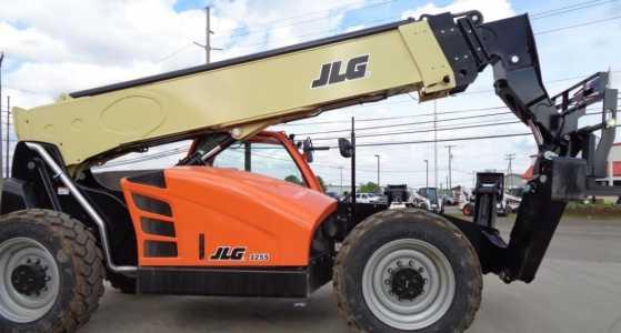 View 2021 JLG 1255 - Listing #18774814