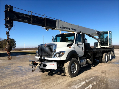 View 2013 NATIONAL 30 TON - Listing #192087