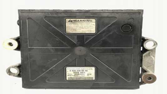 View N/A MERCEDES MBE 926 - Listing #19418531
