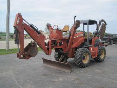 View 2004 DITCH WITCH RT90 - Listing #19858927