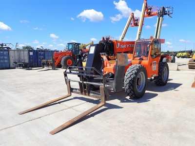 2018 SKYTRAK 10054 Forklifts - Telehandler