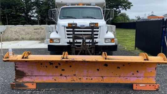 1998 FORD L8511 Dump Trucks Truck