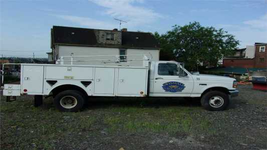 1996 FORD F450 SD Service, Mechanics, Utility Trucks Truck