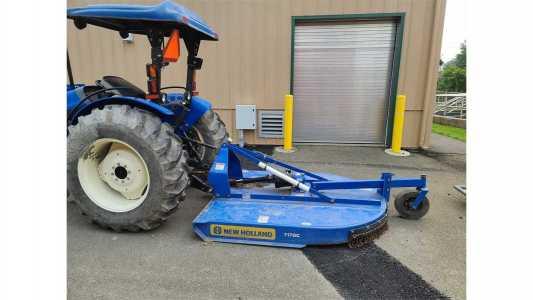 2011 NEW HOLLAND WORKMASTER Tractors