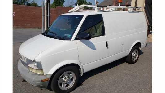 2003 CHEVROLET ASTRO Box Trucks, Cargo Vans Truck