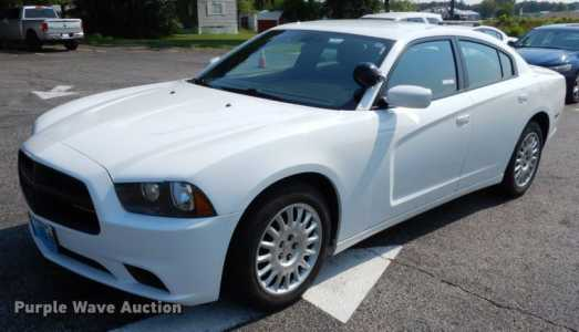 View 2014 DODGE CHARGER POLICE - Listing #19903115