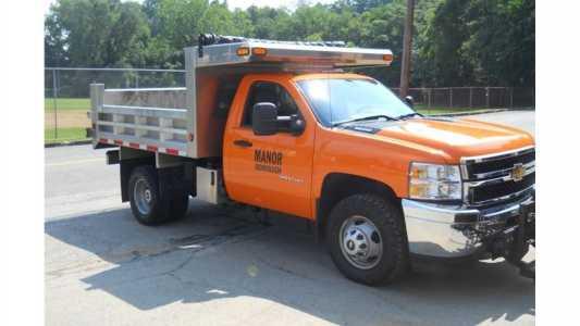 2012 CHEVROLET SILVERADO 3500HD Dump Trucks Truck