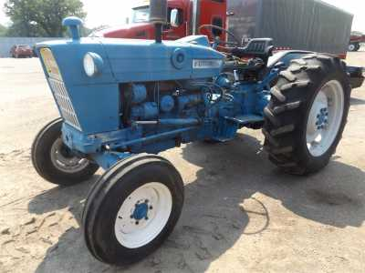 1970 FORD 4000 Tractors