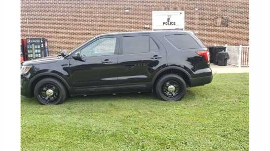 2017 FORD EXPLORER - POLICE Cars, SUVs Truck