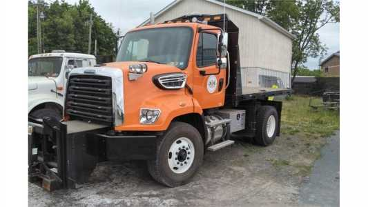 View 2018 FREIGHTLINER 108SD - Listing #19958008