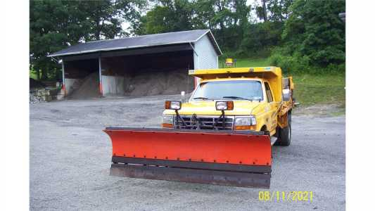View 1997 FORD F350 - Listing #19960201