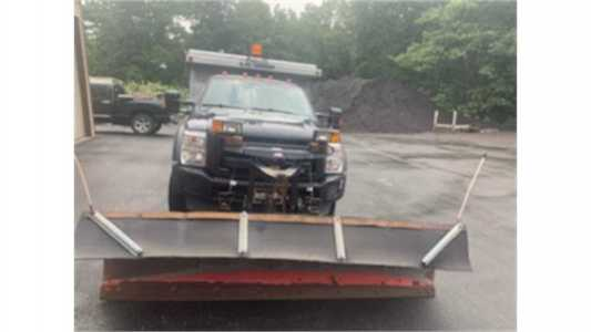 View 2012 FORD F550 XL SD - Listing #19973342
