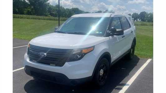 View 2014 FORD EXPLORER - POLICE - Listing #19973400