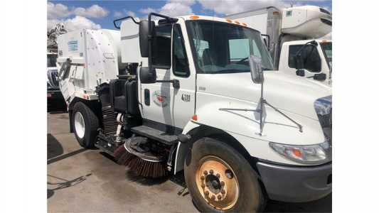 View 2006 TYMCO 600 - Listing #19993355