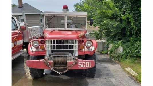 View 1960 DODGE M37 - Listing #19993837