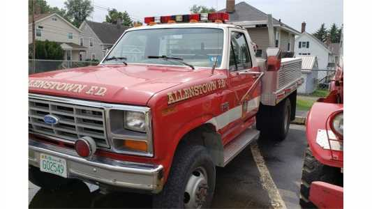 View 1986 FORD F350 - Listing #19993852