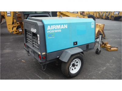 View 2013 AIRMAN PDS185S - Listing #204255