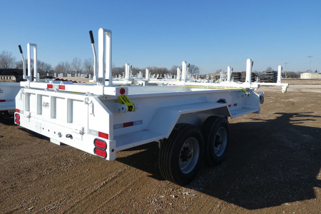 View 2020 LOAD KING TRAILER - Listing #20863
